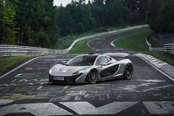 Fin des limitations de vitesse sur le Nürburgring
