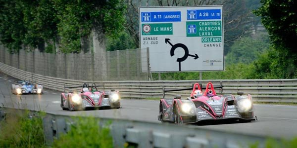 OAK Racing domine la journée test en LMP2