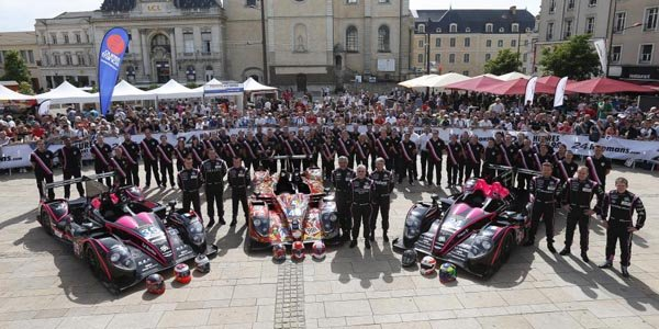 OAK Racing se restructure en vue de 2014