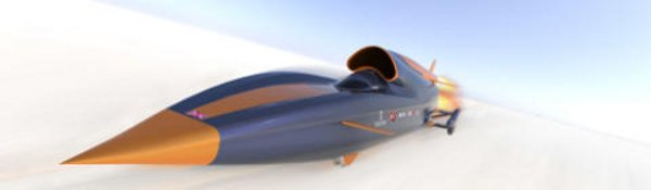 Bloodhound SSC : objectif 1 600 km/h !
