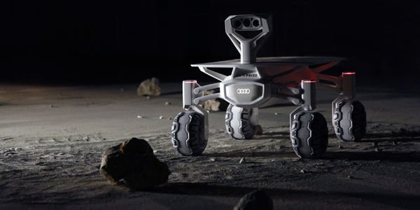 Objectif Lune pour Audi