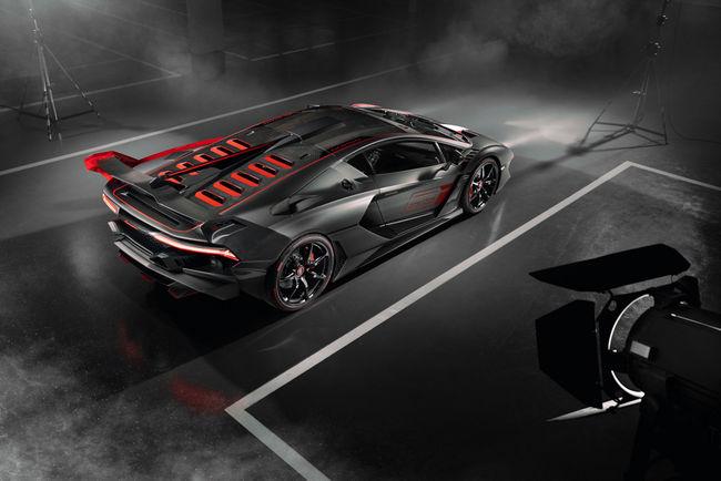 Lamborghini SC18 : le one-off signé Squadra Corse