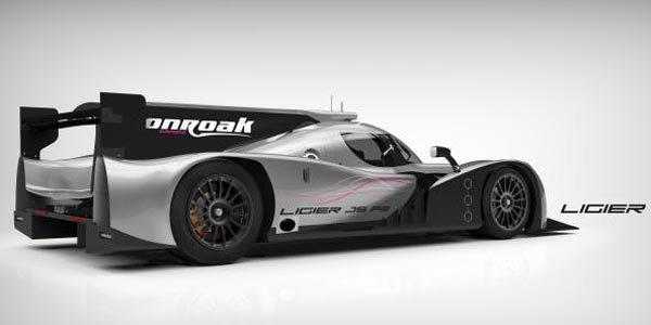 Onroak Automotive dévoile sa Ligier JS P2