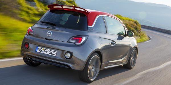 Opel booste son Adam avec un modèle S