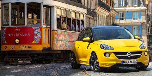 Opel Adam : bientôt sans le haut ?
