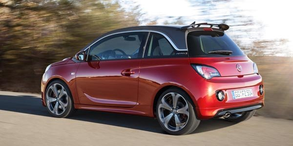 Genève 2014 : nouvelle Opel Adam S