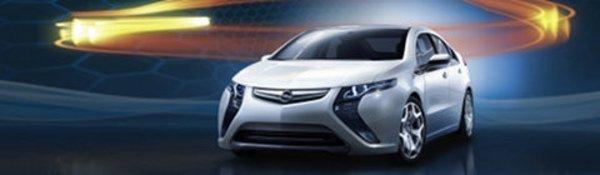Genève : l'Opel Ampera dévoilée