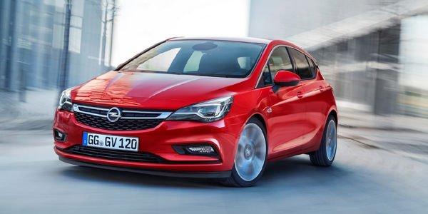 Clip original pour la nouvelle Opel Astra