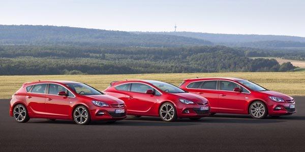 L'Opel Astra devient BiTurbo