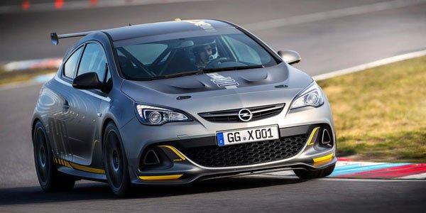 L'Opel Astra Extreme en petite série