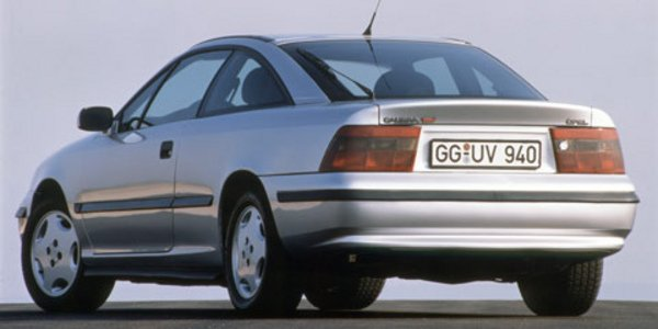 L'Opel Calibra bientôt de retour ?