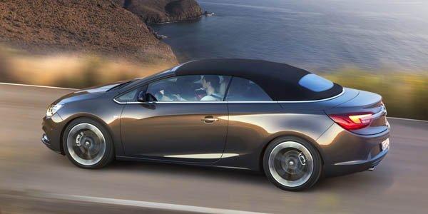 Opel Cascada : les tarifs en Allemagne