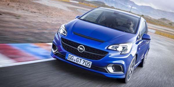 Opel Corsa OPC : 207 ch sous le capot