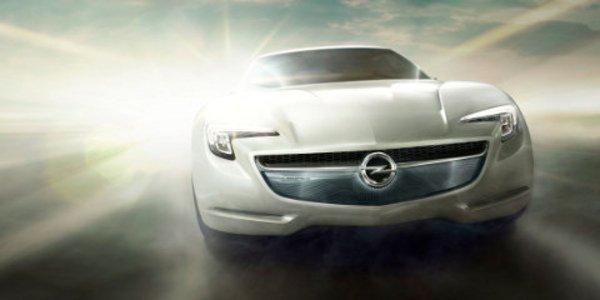 Salon de Genève : Opel Flextreme GT/E