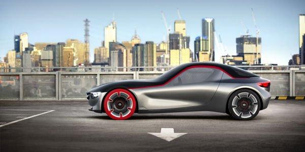 Salon de Genève : Opel GT Concept