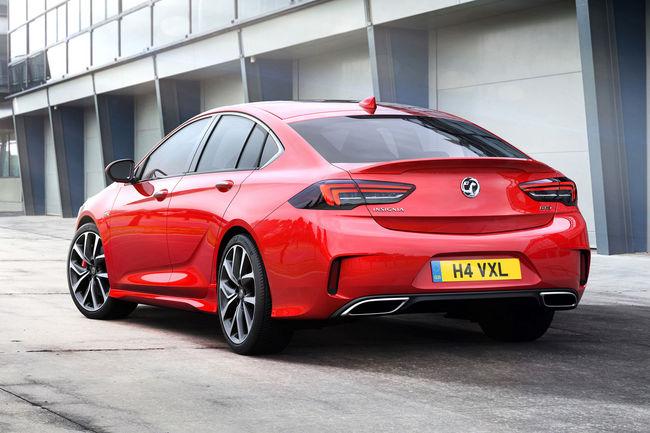Opel lève le voile sur la future Insignia GSI