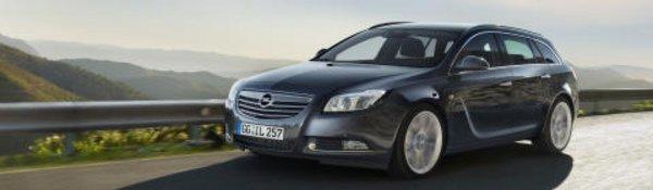 Opel Insignia : le break au Mondial