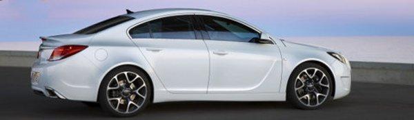 OPC : l'Opel Insignia se dévergonde !