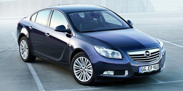 À la rentrée, l'Opel Insignia évolue