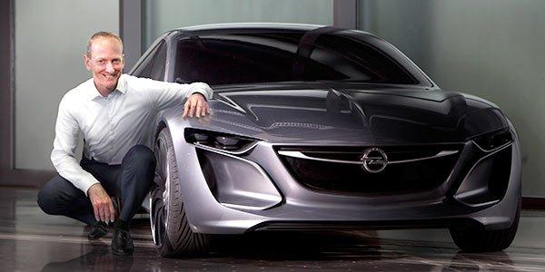 Opel Monza Concept : préparer l'avenir