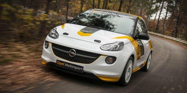 Opel revient (timidement) en compétition