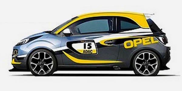 Opel revient en rallye avec l'Adam