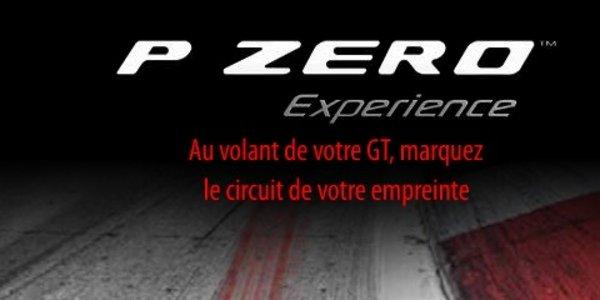Pirelli P Zero Expérience 2nd année