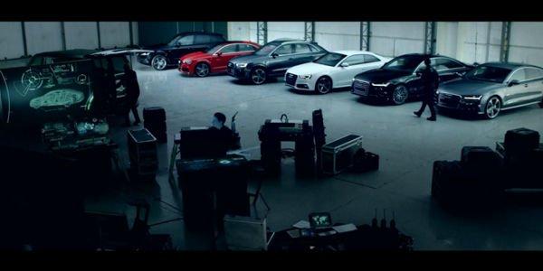 Promotion musclée pour le Pack S line Audi