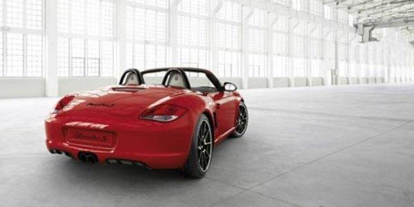 Des packs pour Porsche Boxster et Cayman