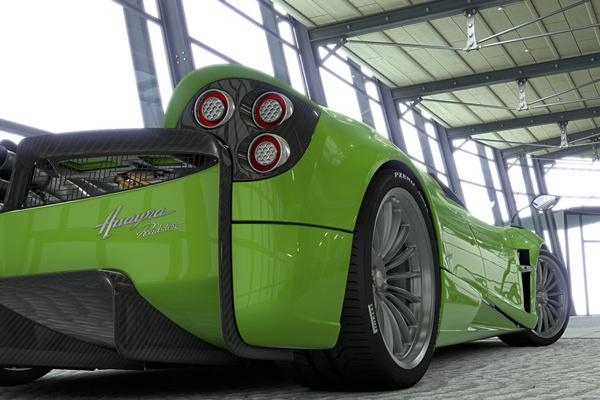 Configurez votre Pagani Huayra Roadster