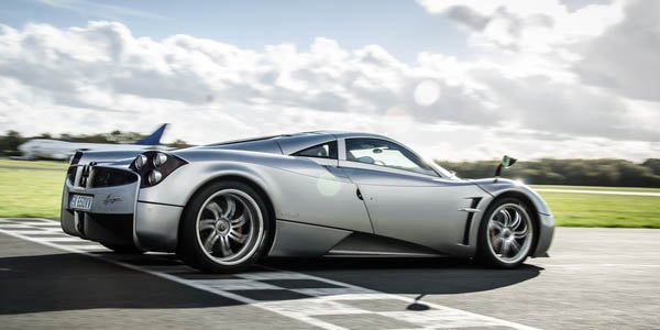 Pagani Huayra : record de Top Gear