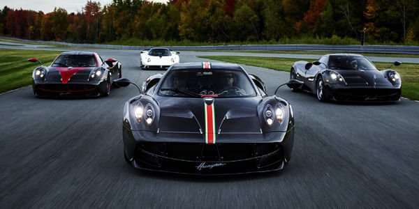 Pagani passe au showroom virtuel