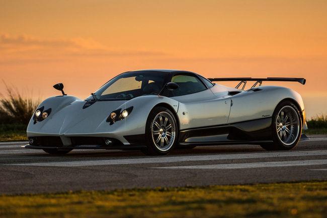 Pagani Automobili lance son programme Rinascimento