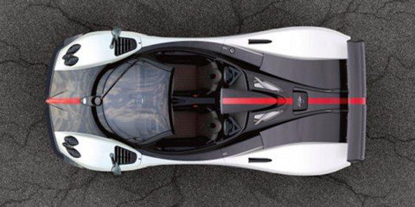 Pagani : la Zonda 5 déclinée en roadster