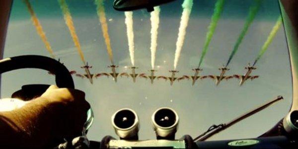 La Pagani Zonda Tricolore en video