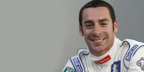 Simon Pagenaud au Rallye de la Vienne