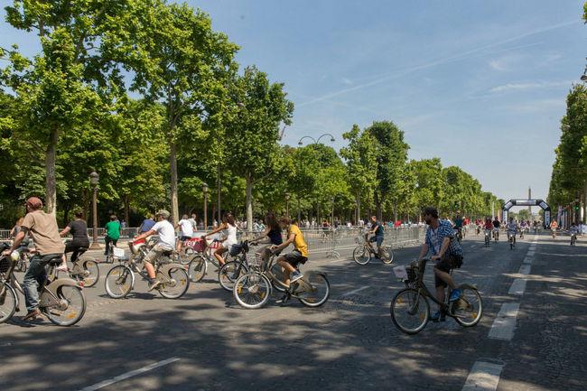 Paris : nouvelle journée sans voiture le 1er octobre