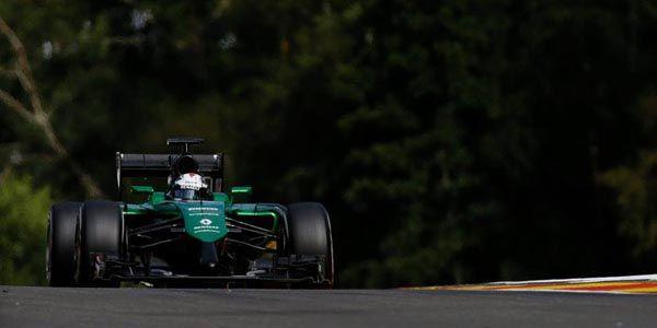 F1 : pas de miracle pour André Lötterer à Spa