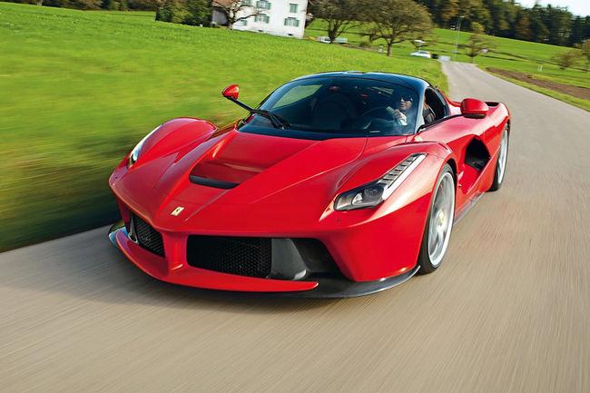 Pas de turbos pour les V12 Ferrari