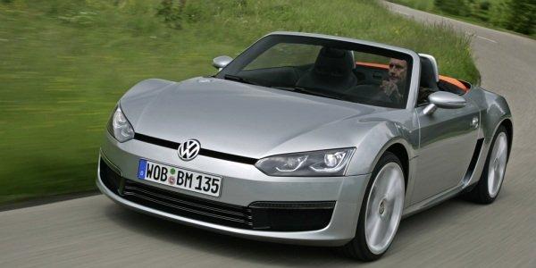 Volkswagen ne produira pas la BlueSport