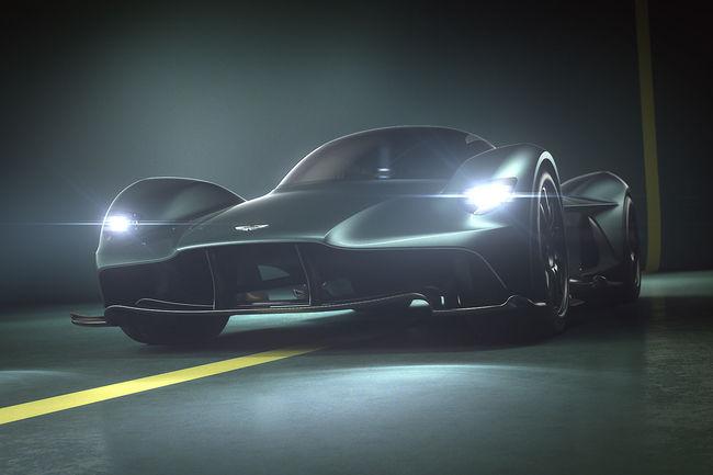 Aston Martin prépare la pendaison de crémaillère à St Athan
