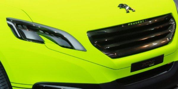 Peugeot 2008 : un concept à surligner !