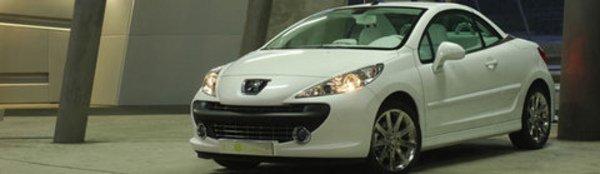 Peugeot 207 Epure: la CC en filigrane