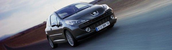 Peugeot 207 RC : la discrète