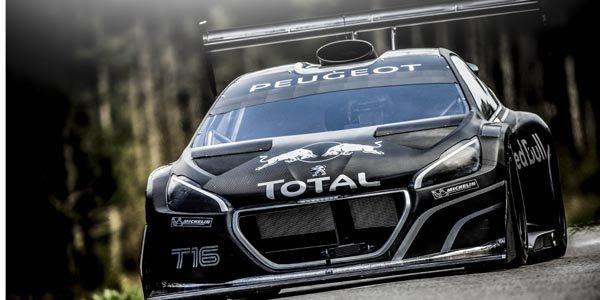 Loeb impressionné par sa Peugeot 208 T16