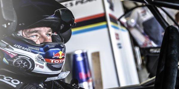 Goodwood, Sébastien Loeb avec la 208 T16