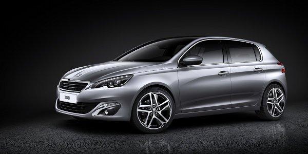 Nouvelle Peugeot 308 : formule allégée