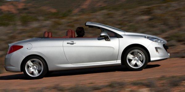 La Peugeot 308 CC passe au GTi