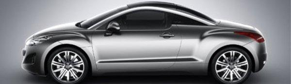 308 RCZ, le coupé par Peugeot