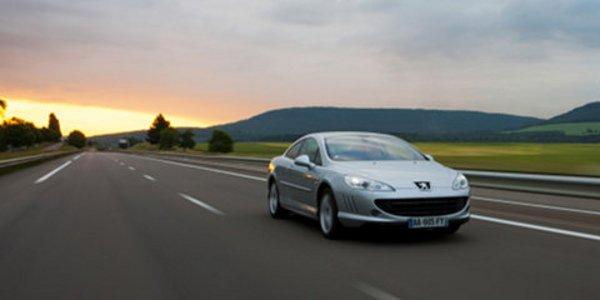 Peugeot : V6 HDi 241 ch sur le Coupé 407